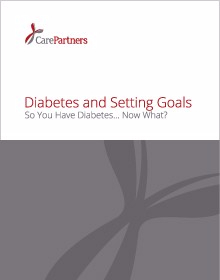 Diabetes and Setting Goals